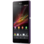 Sony Xperia Z Smartphone violett im Angebot
