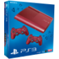 Sony - PS3 Konsolen - PlayStation 3 12GB rot - 2x Dualshock 3 Wireless-Controller im Angebot