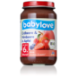babylove Erdbeere und Himbeere in Apfel im Angebot