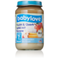 babylove Frucht &amp; Quark Apfel mit Banane im Angebot