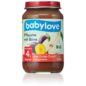 babylove Pflaume mit Birne im Angebot