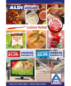 Aldi Nord-Prospekt &quot;ALDI aktuell - Angebote gltig ab 21.05.2013&quot;