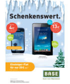 "BASE-Prospekt ""Smartphone & Tablet Aktionsangebote"""