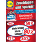 Lidl-Prospekt &quot;Sonderverkauf! Angebote &amp; Restposten - Dortmund&quot;