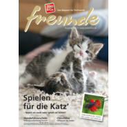 "ZOO & Co. Prospekt: ""freunde-Magazin"""