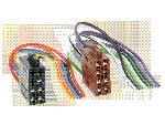 Universal-Umrüstadapter Strom und Lautsprecher
