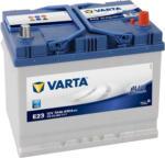 VARTA Blue Dynamic Autobatterie, E23, 5704120633, 70 Ah, 630 A