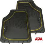 APA Fußmatten, universal, gelb, 2 Stück