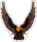 Aufkleber Adler