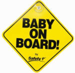 "Autoschild ""Baby on Board"""