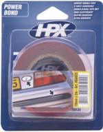 HPX Klebeband doppelseitig 19 x 2000 mm