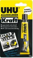 UHU ALLESKLEBER Kraft transparent, 18g