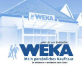 WEKA Kaufhaus Wittmann Schleiz