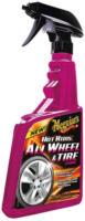 Meguiar's Hot Rims - All WheelCleaner Felgen- und Reifenreiniger, 710 ml