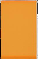 Gardinia Rollo »Easyfix« Uni Tageslicht, orange struktur