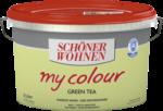 Schöner Wohnen Farbe My Colour Wandfarbe green tea