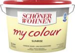 Schöner Wohnen Farbe My Colour Wandfarbe sunrise