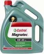 Castrol Magnatec 5W-40 C3 Motoröl, 5 Liter