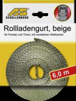 Schellenberg Gurtband »maxi«, beige