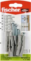 Fischer Universaldübel mit Schraube FU 8x50 SK
