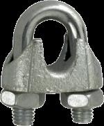 Metrax Drahtseilklemmen A2 3mm