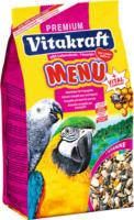 Vitalfutter für Papageien