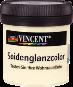 Vincent Seidenglanzcolor Mandel 75 ml