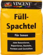 Vincent Füllspachtel innen 2 kg