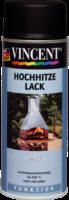 Vincent Hochhitze Lack matt schwarz 400 ml