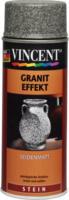 Vincent Granit Effekt seidenmatt grau 400 ml