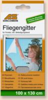 Schellenberg Fliegengitter 100 x 130 cm weiß