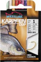 Westline Karpfenhaken geb. Gr. 4