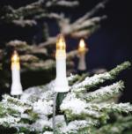Kerzenkette für Innen, 16 Kerzen