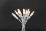 Konstsmide LED Lichterkette »Mini« mit 50 weißen LEDS