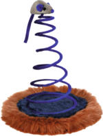 Trixie Maus auf Spiralfeder Ø 20x25 cm