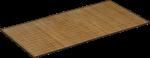 Valblue Bambus Holzvorleger