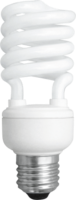Flector Energiesparlampe »MiniTwist« E27 20W