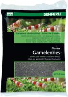 Dennerle Nano Garnelenkies Sulawesi schwarz