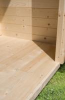 Hartmann Fußboden für Gartenhäuser