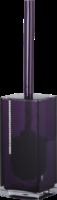 Sanwood WC Bürstengarnitur »Marilyn violett«