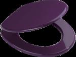 Sanwood WC Sitz »Aruba« lila
