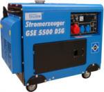 Güde Stromaggregat »GSE 5500 DSG«