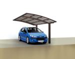 Ximax Carport »Portoforte 60« Mattbraun