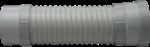 CORNAT Flexibler WC-Ablaufstutzen, 430 mm