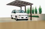 Ximax Carport »Portoforte 170« Mattbraun