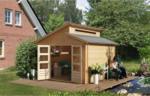 Karibu Gartenhaus »Värmland 1« 28 mm