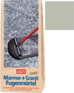 Lugato Marmor+Granit Fugenmörtel, granitgrau