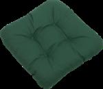 GO-DE Sitzkissen »Dessin 1115«, dunkel-grün