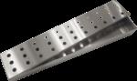 Tepro Edelstahl Aromabox für Holzkohle und Gasgrills, silber