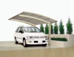 Ximax Carport »Portoforte 170« Edelstahl-Look